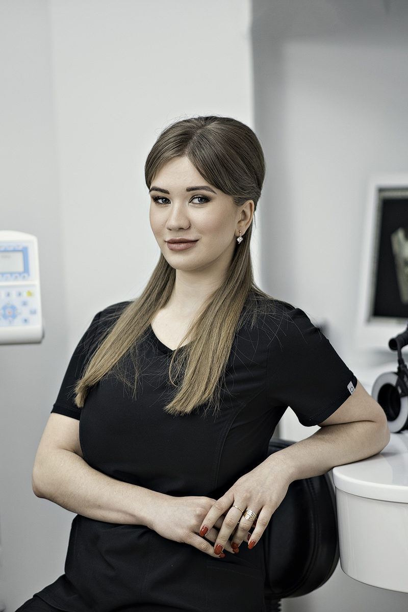 Алина Галеновская